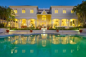 White Villa — Luxury villa for rent in Sandy Lane