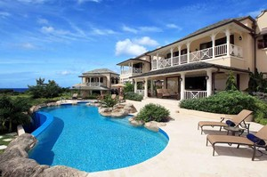 Ocean Villa — Luxury villa for rent in Westmoreland